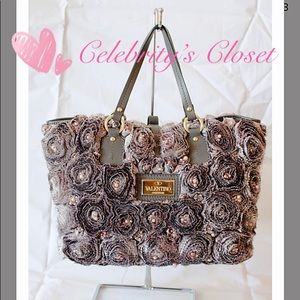 RARE VALENTINO Rosier LavenderPearl Shoulder Bag